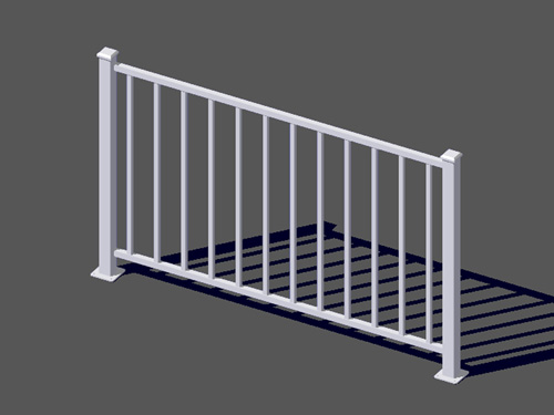 Aluminum Stair Railing Parts Decorating Best Way To Make Your Stairs