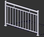 Deck Railing Systems | Easyrailings | Aluminum Railings, Aluminum